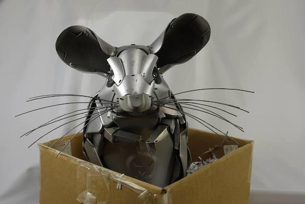 mouse hubcaps