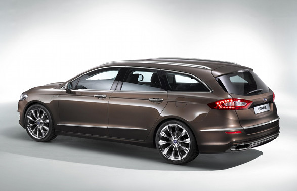 ford goes upmarket with new vignale sub brand concept car news sep 2013 carsite co uk