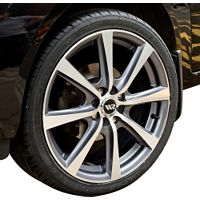 Vauxhall Antara Wheels and Tyre Parts