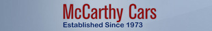 McCarthy Cars UK logo