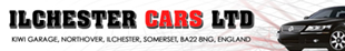Ilchester Cars logo