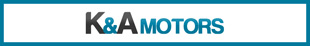 K and A Motors logo