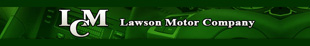 Lawson Motor Co logo