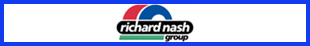 Richard Nash Cars logo