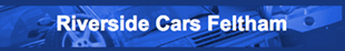 Riverside Cars logo