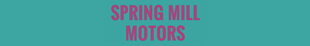 Spring Mill Motors logo