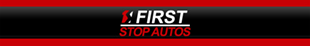 First Stop Autos logo