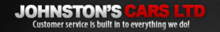 JOHNSTONS CARS logo