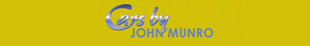 Cars By John Munro logo