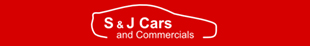 S and J Cars and Commercials logo