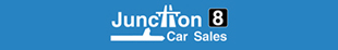 Junction 8 Car Sales logo