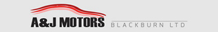 A and J Motors Blackburn ltd logo