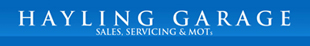 Hayling Garage logo