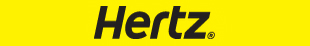 Hertz Stansted logo