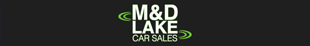 M & D Lake Car Sales logo