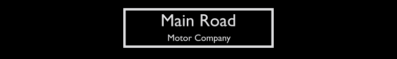 Main Road Motor Company