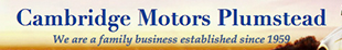 Cambridge Motors logo