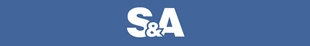 S&A Car and Van Sales logo