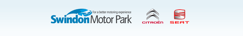 Swindon Motor Park Seat and Citroen Logo